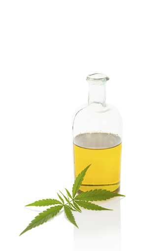 Aceite de Marihuana Rico en CBD