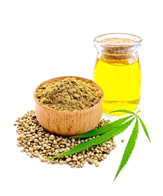 Aceite de Marihuana Medicinal - Aceite de Semilla de Cañamo