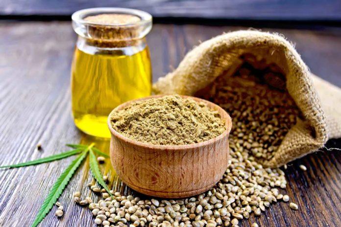 Aceite de marihuana medicinal
