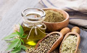 aceite de marihuana rico en cbd para masajes