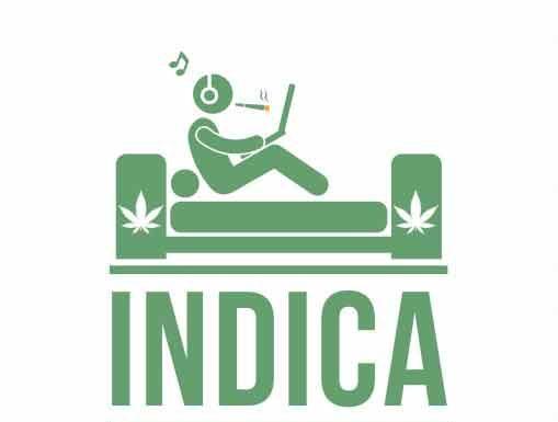 Las semillas de marihuana Indica