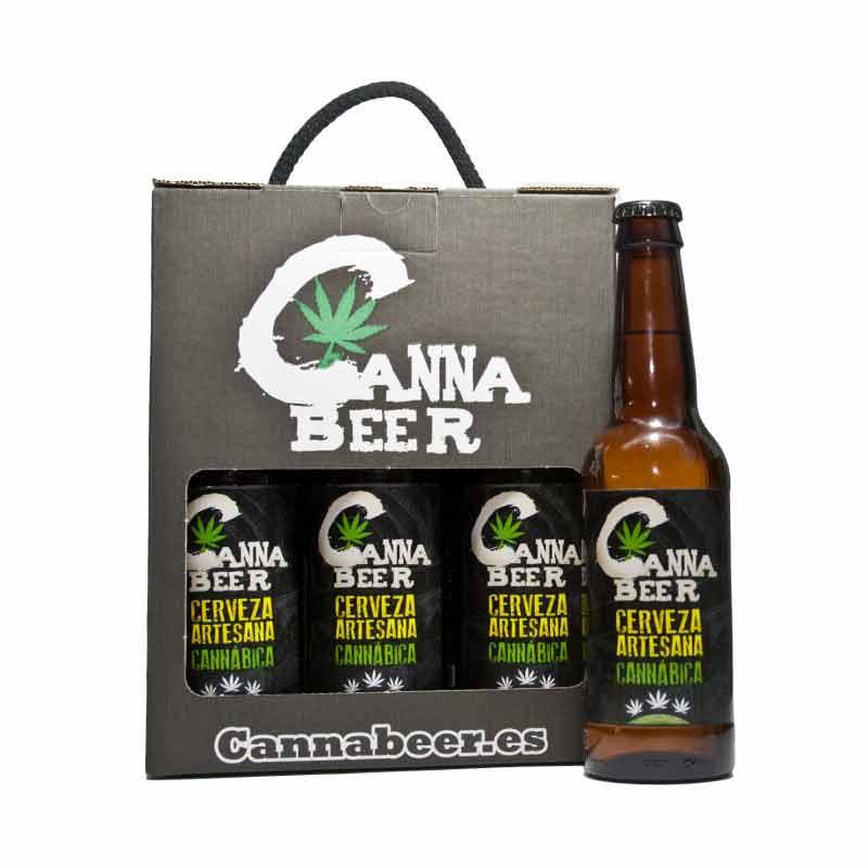 Cerveza de Marihuana - Cerveza Cannábica CannaBeer