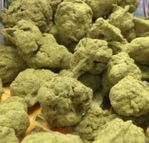 Moon Rocks marihuana