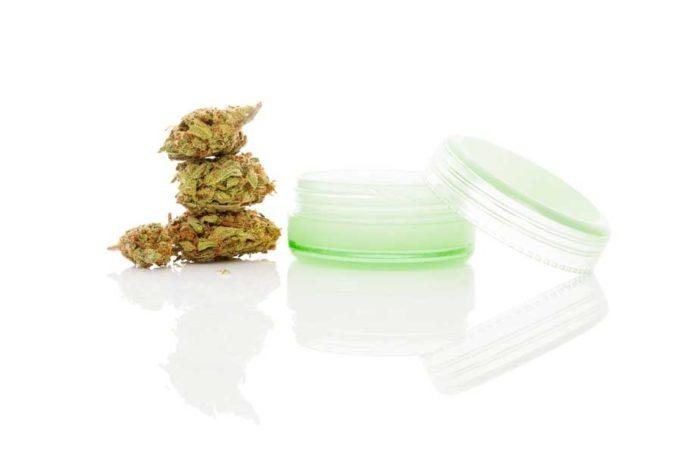 Crema de Marihuana - Crema de Marihuana para Masajes Terapéuticos