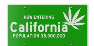 California con la legalización de la marihuana