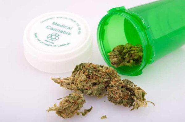 Medicamentos que usan los cannabinoides de la marihuana