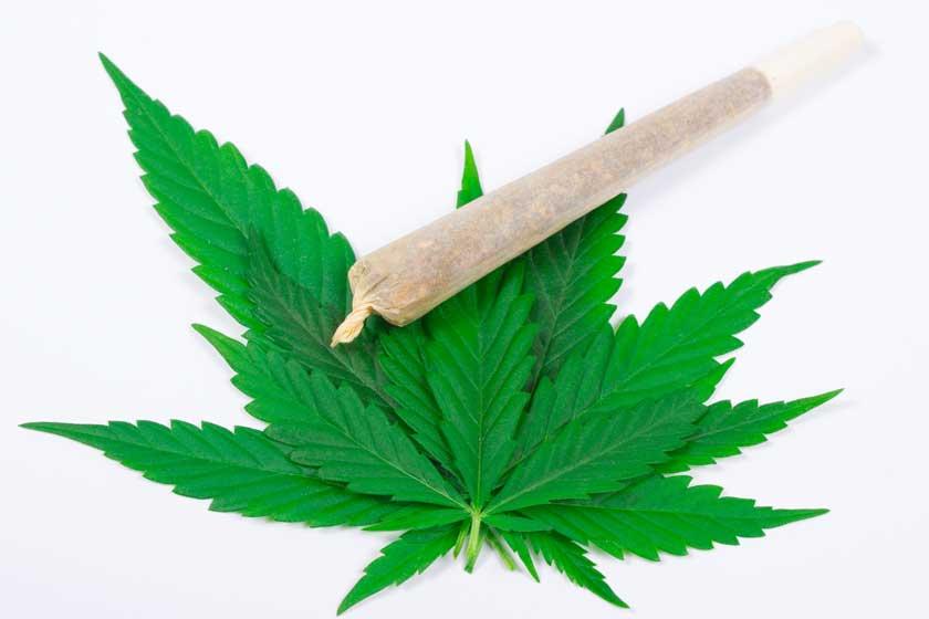 Efectos más comunes a la hora de fumar marihuana