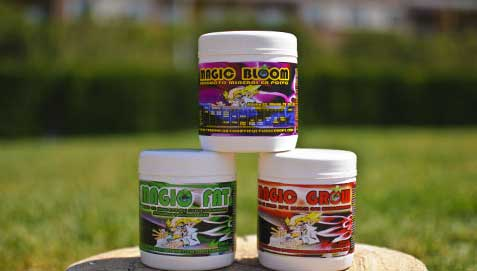 Technology Horticultural Crops gama-magic