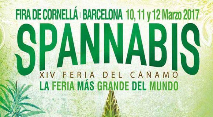 Feria del Cáñamo Spannabis Barcelona 2017