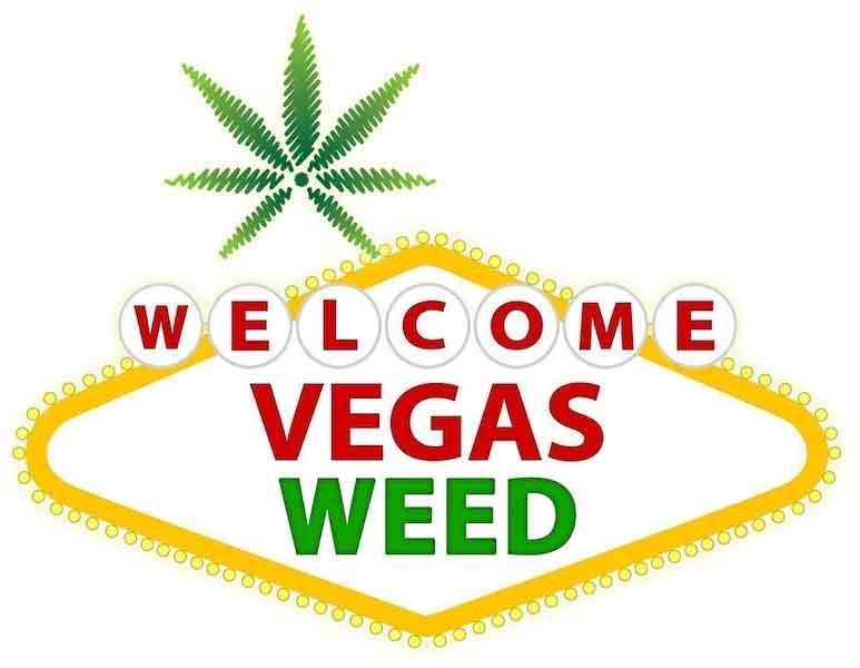 Legalización de la Marihuana en las Vegas