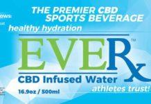 Agua con Marihuana para aliviar el dolor