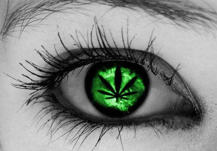 Marihuana y la Visión Nocturna