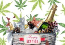 """Cestas de Navidad para Empresas """"Marianas"""" - Cestas de Navidad con Marihuana"""