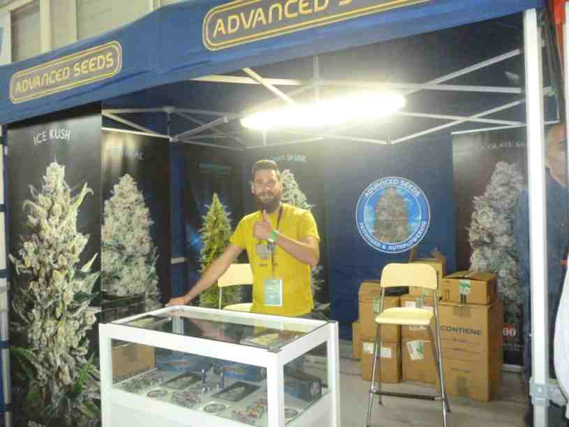Expogrow Irun Advanced Seeds