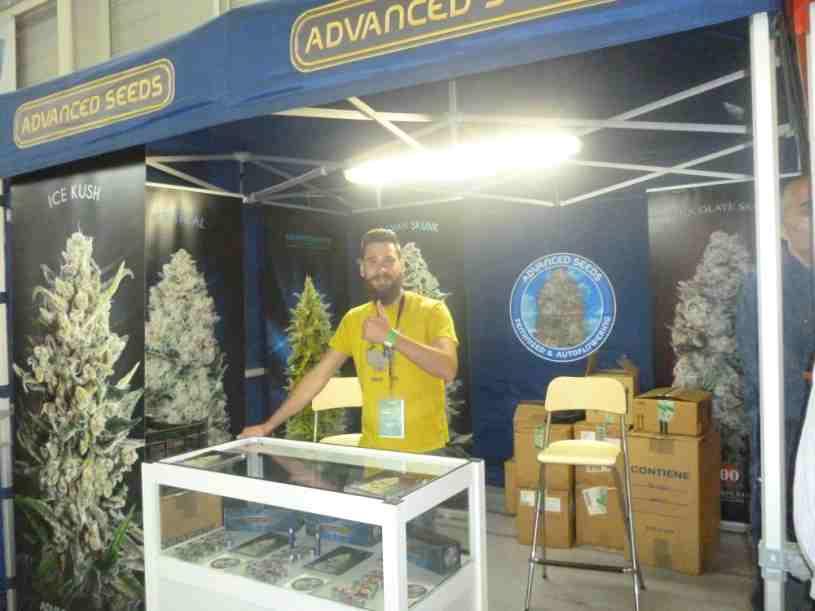 Expogrow Irun Advanced Seeds