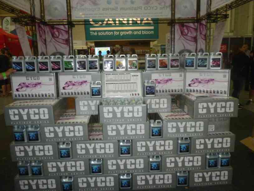 Expogrow Irun Cyco
