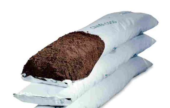 Slabs de Coco - Cultivo de Marihuana en Slabs de Coco