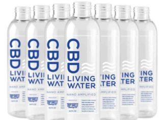 Botellas de Agua con CBD - Agua rico en CBD