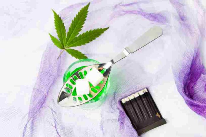Azúcar de Marihuana Rica en THC - Azúcar de Marihuana Alta en THC