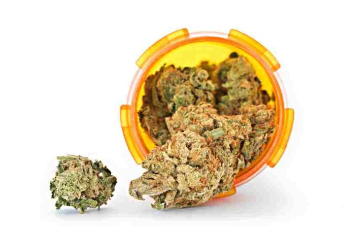 Planta Marihuana Ayuda a Enfermedades - Enfermedades Alivia Marihuana