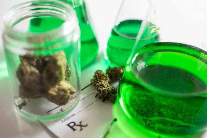 Aceite de Marihuana Ideal para el Cuidado de los Pies