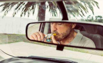 Fumar Marihuana y Conducir - Conducir y Fumar Marihuana