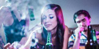 Marihuana y Alcohol una Unión Peligrosa