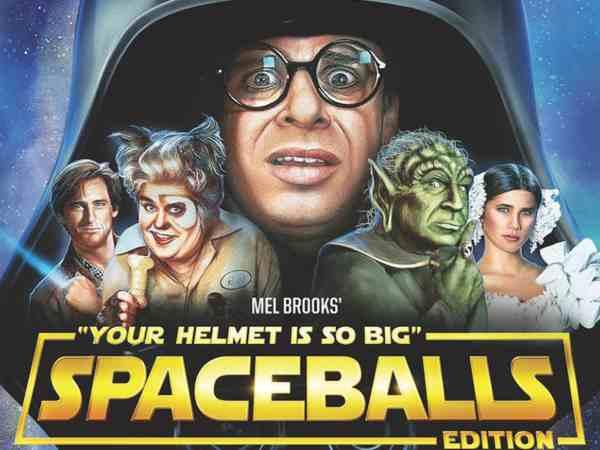 La loca historia de las galaxias (Spaceball) una película para fumados