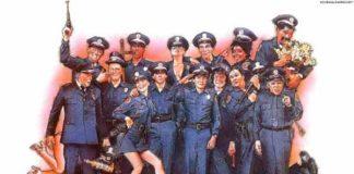 Pelicula de Fumetas - Loca Academía de Policía una Pelicula de Marihuana