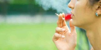 Adolescentes que Fuman Marihuana con Esquizofrenia