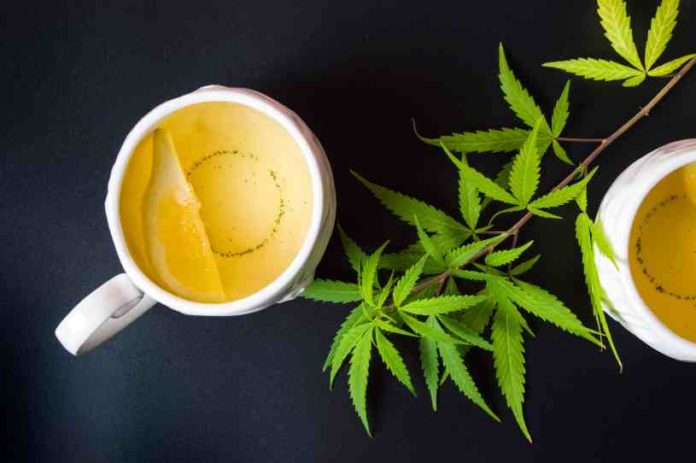 Té de Marihuana Medicinal - Infusión Marihuana Medicinal