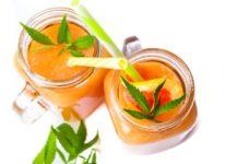 ¿Cómo Preparar Zumo de Marihuana con Naranja?
