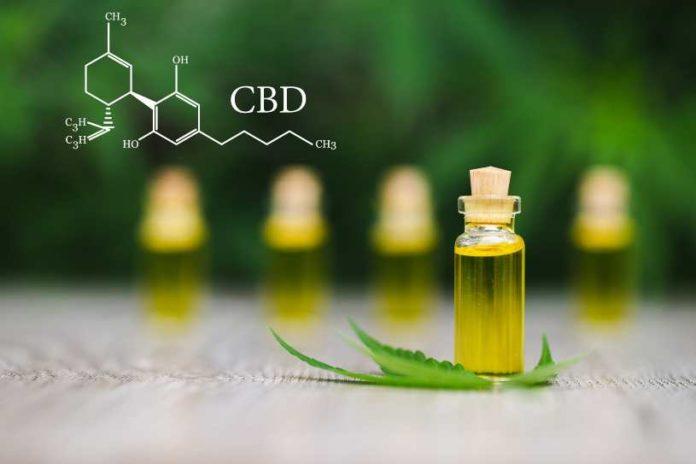CBD o Componente no Psicotrópico de la Planta de Marihuana