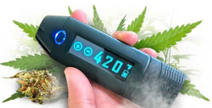 Guía para Vapear Marihuana Medicinal