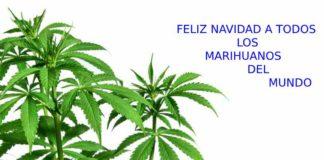 Feliz Navidad para todos los Marihuanos y Marihuanas