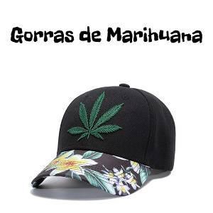 Gorras de Marihuana