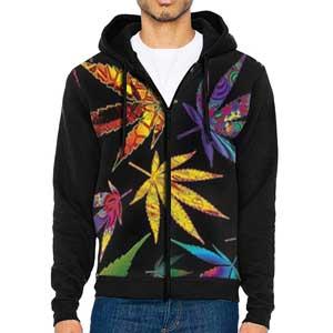 Sudadera de Marihuana