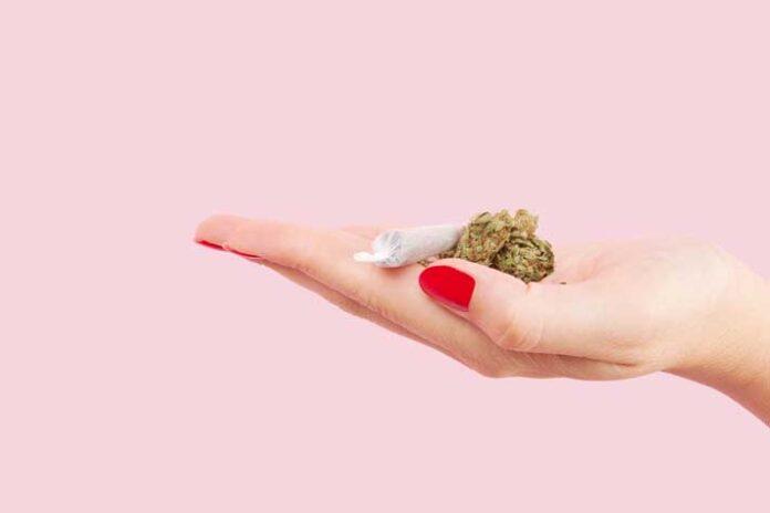 Cogollos de Marihuana con un Sabor Raro