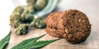 Galletas de Jengibre con Marihuana