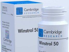 ¿Qué es el Winstrol o Estanozolol?